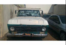 Chevrolet D10 Pick Up 3.9