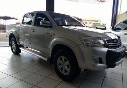 Toyota Hilux SR 4X2 2.7 16V (cab. dupla) (aut)