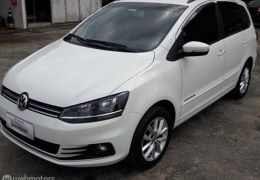 Volkswagen SpaceFox 1.6 8V (Flex)