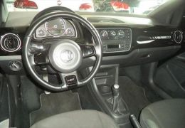 Volkswagen Up! 1.0 12v E-Flex black up! 4p