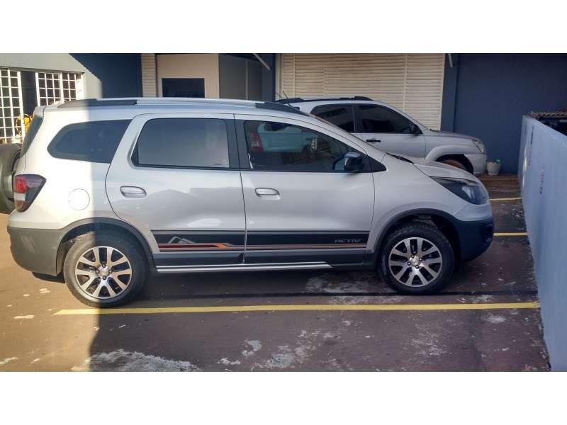 Chevrolet Spin Activ 1.8 (Flex) (Aut) - Foto #2