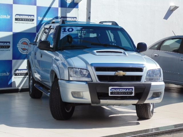 Chevrolet S10 Executive 4X2 Cabine Dupla 2.4 Mpfi 8V Flexpower - Foto #2