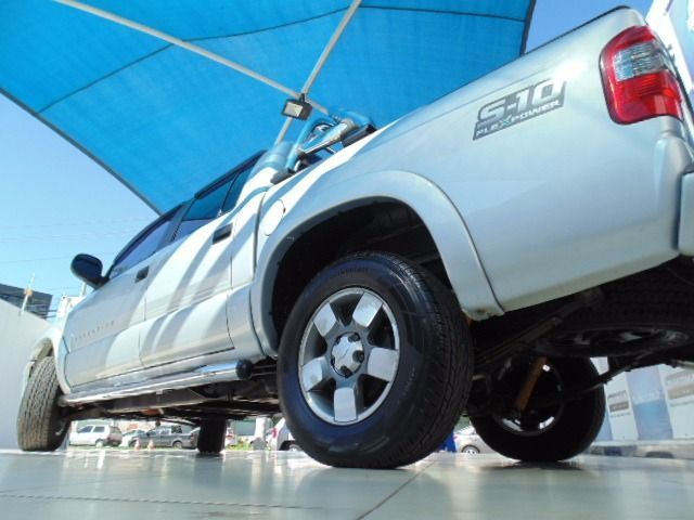 Chevrolet S10 Executive 4X2 Cabine Dupla 2.4 Mpfi 8V Flexpower - Foto #3