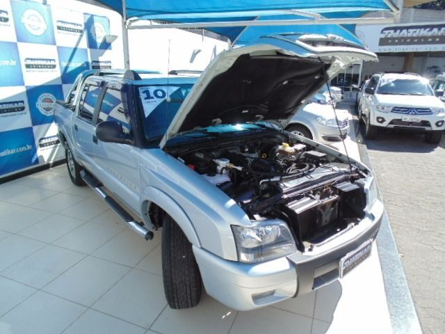 Chevrolet S10 Executive 4X2 Cabine Dupla 2.4 Mpfi 8V Flexpower - Foto #4