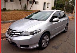 Honda City EXL 1.5 16V (flex) (aut.)
