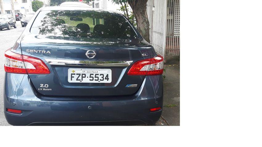 Nissan Sentra SL 2.0 16V (flex) (aut) - Foto #1