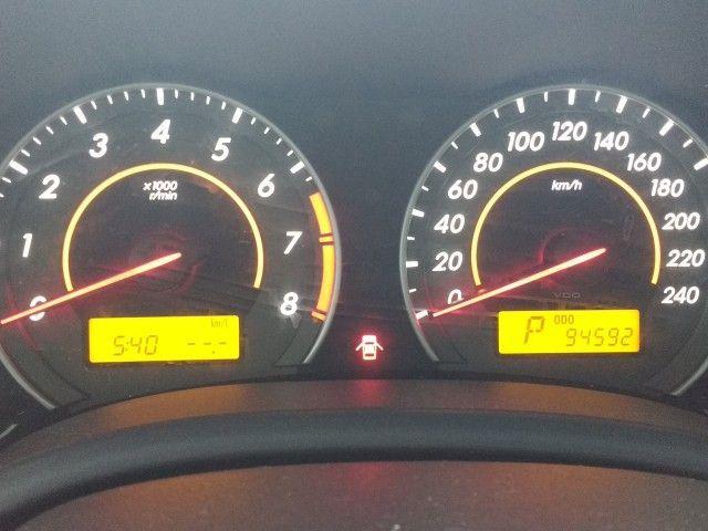 Toyota Corolla GLI Couro 1.8 16V Flex - Foto #3