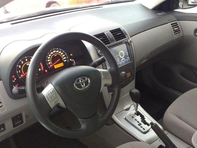 Toyota Corolla GLI Couro 1.8 16V Flex - Foto #4