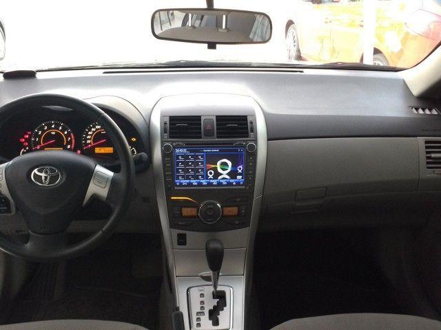 Toyota Corolla GLI Couro 1.8 16V Flex - Foto #6
