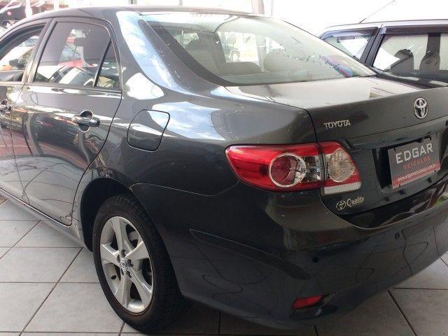 Toyota Corolla GLI Couro 1.8 16V Flex - Foto #7