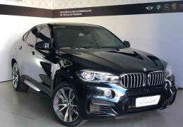 BMW X6 X Drive 50i 4.4 V8 Bi-Turbo