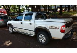 Chevrolet S10 Colina 4x4 2.8 Turbo Electronic (Cabine Dupla)