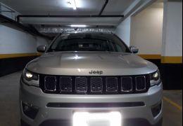 Jeep Compass 2.0 Longitude (Aut) (Flex)
