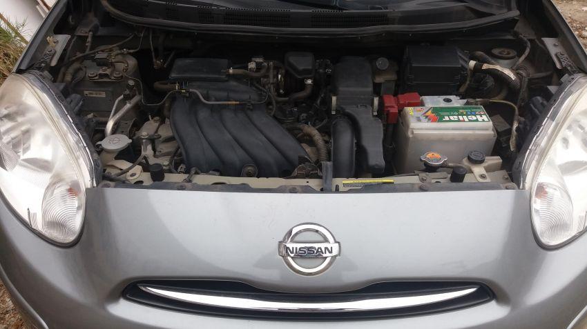 Nissan March 1.6 16V SV (Flex) - Foto #5