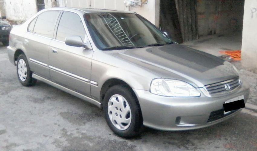 Honda Civic Sedan LX 1.6 16V   Foto #1 ...