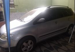 Volkswagen SpaceFox Plus 1.6 8V (Flex)