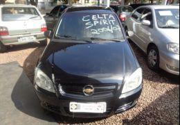 Chevrolet Celta Spirit 1.0 VHCE (Flex) 4p