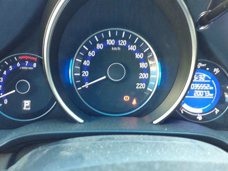 Honda Fit EXL 1.5 16V (flex) (aut) - Foto #6