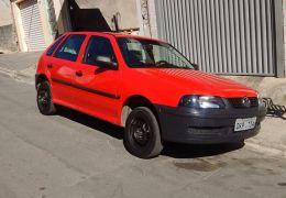 Volkswagen Gol City 1.0 8V (Álcool)