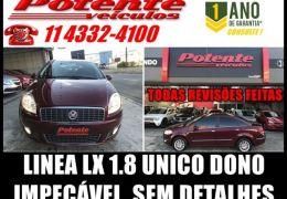 Fiat Linea LX Dualogic 1.8 16V Flex E.torQ