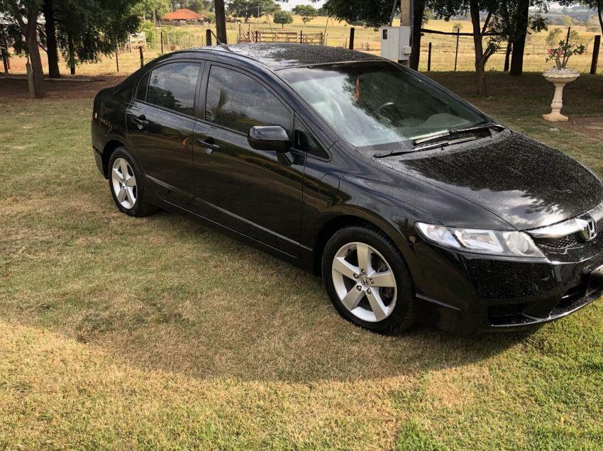 Beautiful Honda Civic LXS 1.8 I VTEC (Flex)   Foto #1 ...