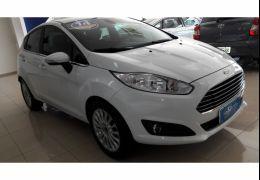 Ford New Fiesta Titanium 1.6 16V (Aut)