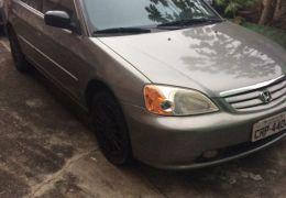 Honda Civic Sedan EX 1.7 16V (aut)