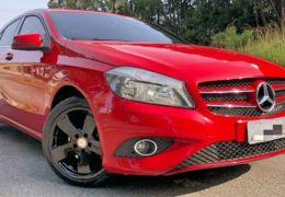 Mercedes-Benz A 200 1.6 Tb 16V Style 156cv Aut