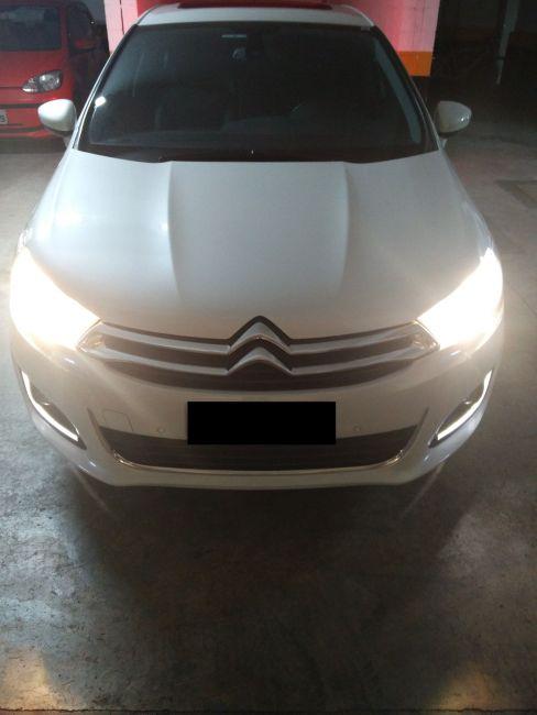 Citroën C4 Lounge Exclusive 1.6 THP (Flex) (Aut) - Foto #1