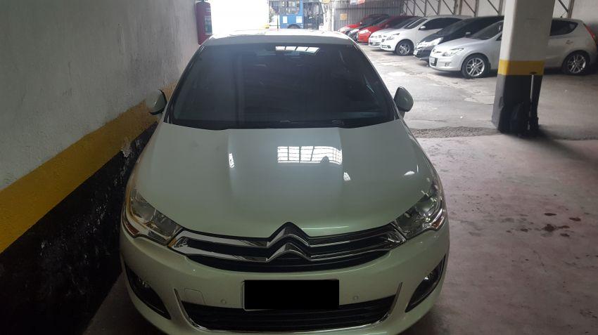 Citroën C4 Lounge Exclusive 1.6 THP (Flex) (Aut) - Foto #4