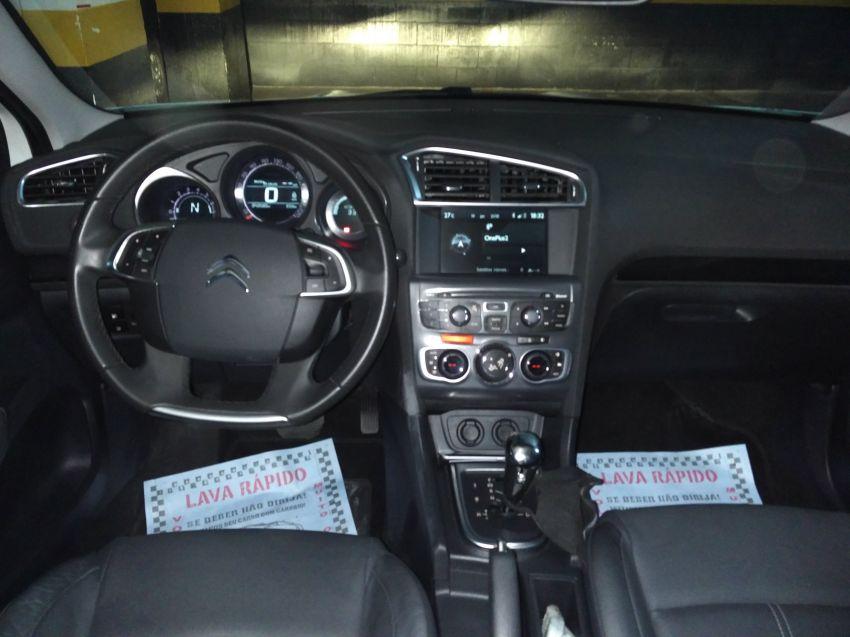Citroën C4 Lounge Exclusive 1.6 THP (Flex) (Aut) - Foto #7