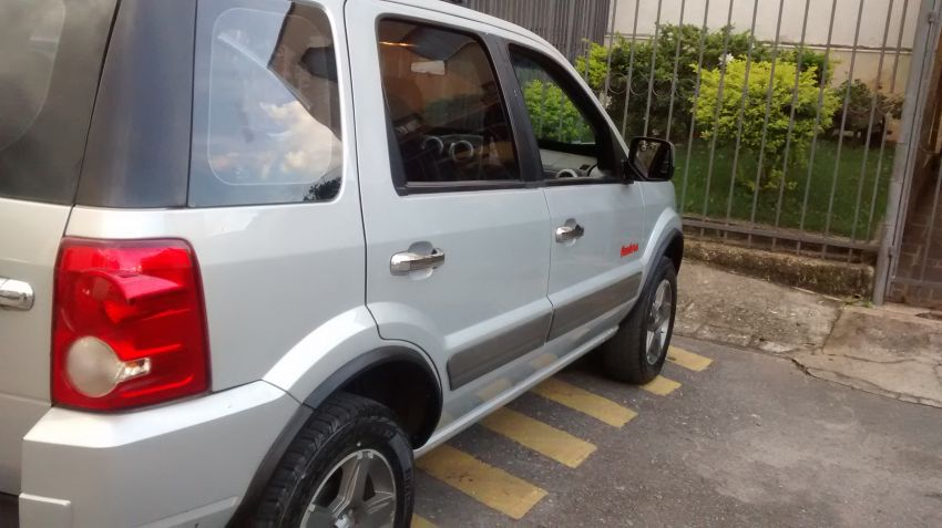 Ford Ecosport XLT Freestyle 1.6 (Flex) - Foto #4