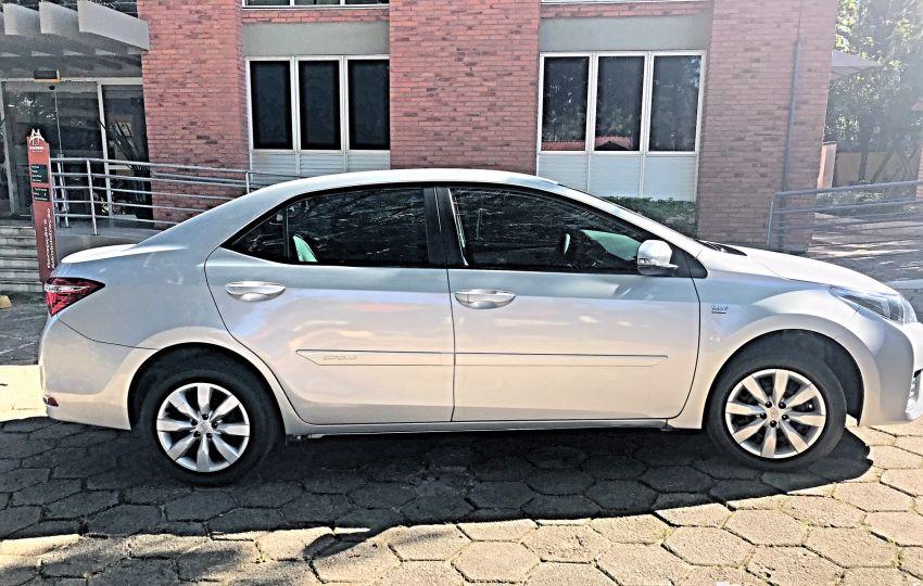 Toyota Corolla 1.8 GLi Upper Multi-Drive - Foto #3