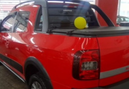 Volkswagen Saveiro Cross 1.6 16v MSI (Flex) (Cabine Dupla) - Foto #3