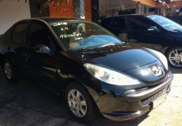 Peugeot 207 Passion Active 1.4 (Flex)