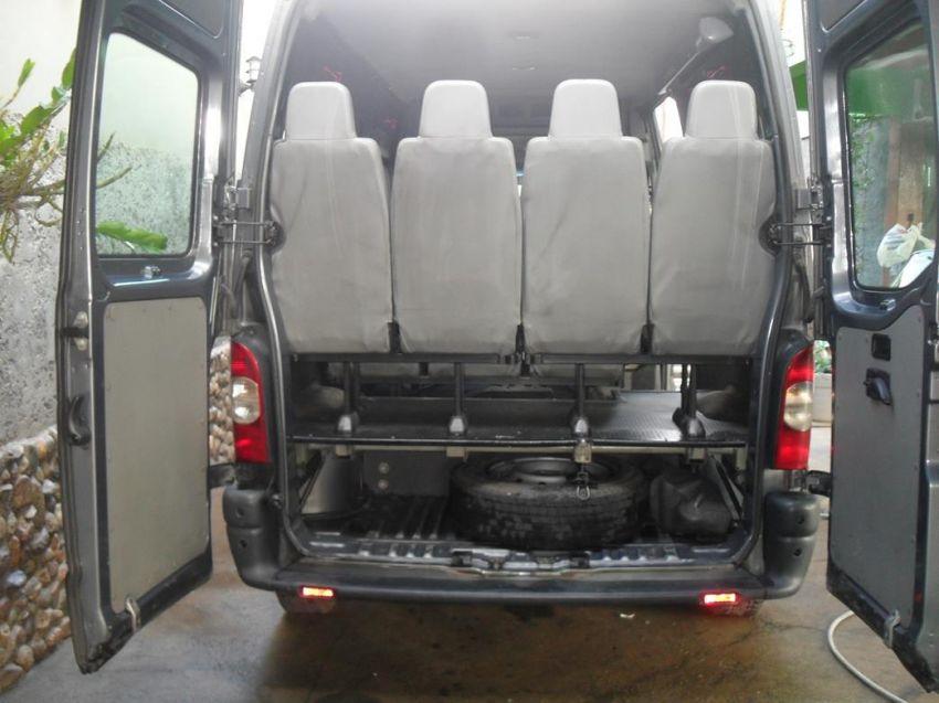 Renault Master L2H2 2.5 16V - Foto #8