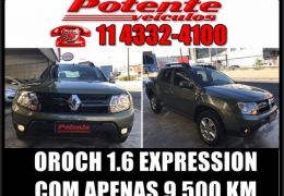 Renault Duster Oroch Expression 1.6 16V