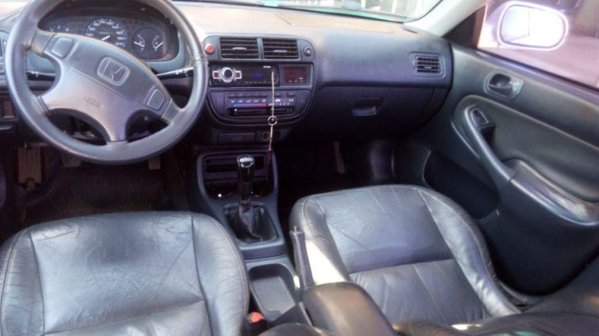 ... Honda Civic Sedan LX 1.6 16V   Foto #5 ...