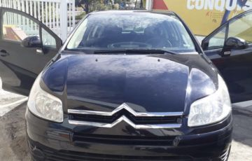 Citroën C4 GLX Competition 1.6 16V (Flex)