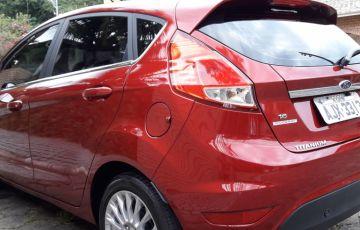 Ford New Fiesta Titanium Plus 1.6 16V PowerShift - Foto #6