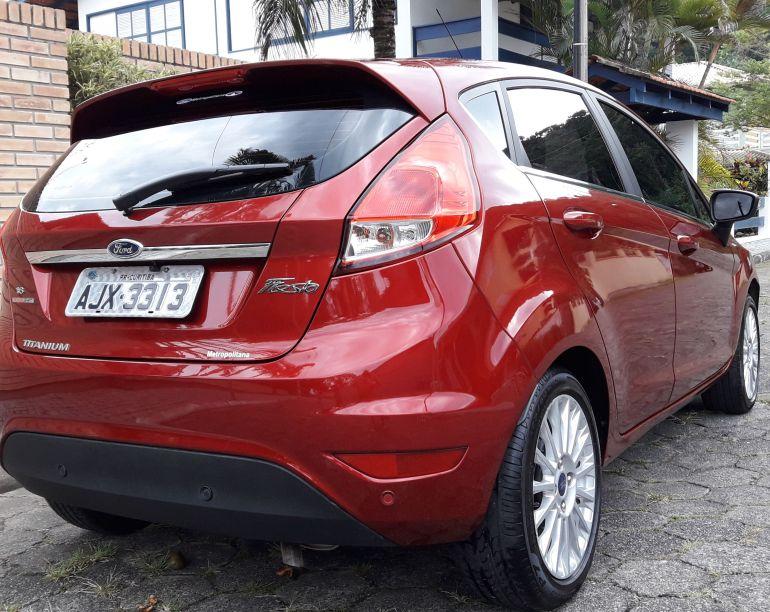 Ford New Fiesta Titanium Plus 1.6 16V PowerShift - Foto #7