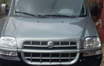 Fiat Doblò HLX 1.8 8V (Flex)