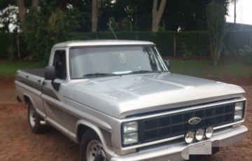 Ford F1000 Super Serie 3.6 (Cab Simples)