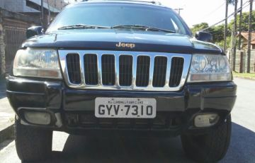 Jeep Cherokee 3.2 V6 Limited 4WD