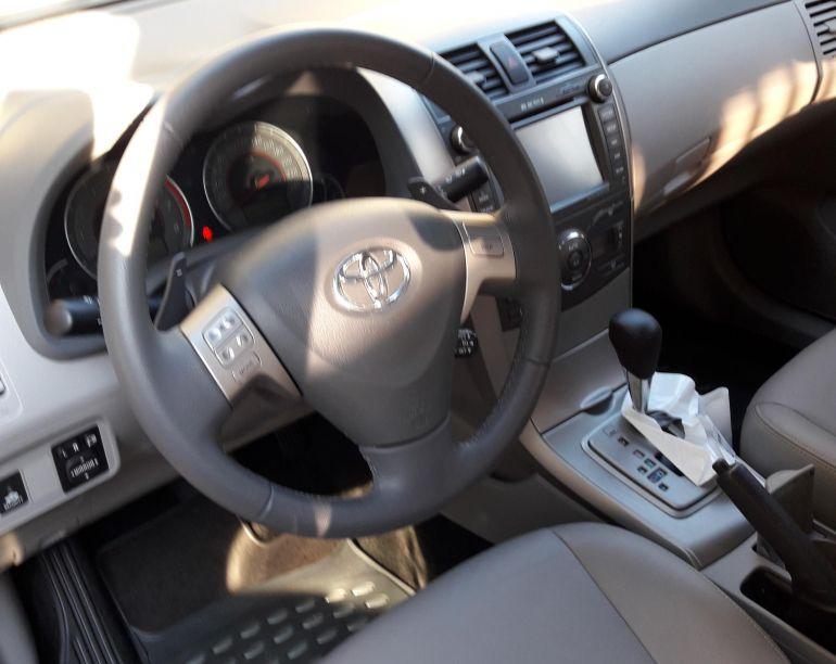 Toyota Corolla 2.0 XEi Multi-Drive S (Flex) - Foto #9