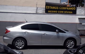 Honda New Civic LXS 1.8 16V (aut) (flex)   Foto #9