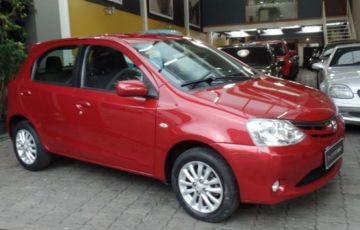 Toyota Etios XLS 1.5 16V Flex