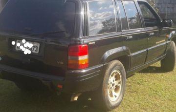 Jeep Grand Cherokee Limited 5.2 V8 - Foto #3