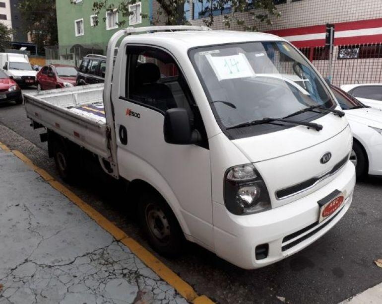 Kia Bongo K-2500 4X2 Cabine Simples 2.5 Turbo - Foto #2