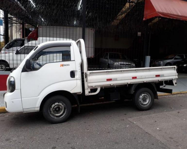 Kia Bongo K-2500 4X2 Cabine Simples 2.5 Turbo - Foto #3